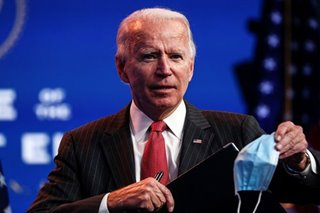 Biden to announce first cabinet picks: Top advisor