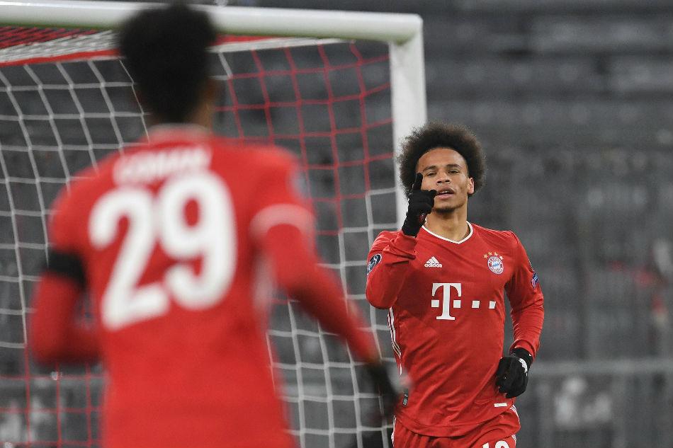 Football: Bayern, Man City through to Champions League last 16 1