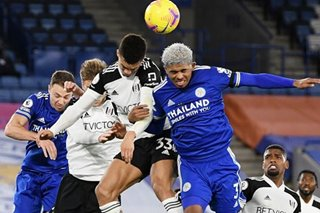 Football: Fulham shock Leicester to escape relegation zone