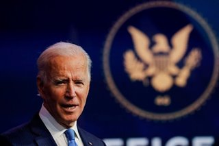 US Electoral College to confirm Biden's presidential win