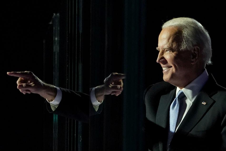 US Electoral College confirms Joe Biden's victory over Trump 1