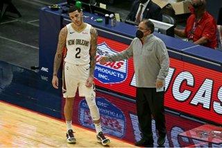 NBA: Pelicans, Ball fail to reach extension -- report