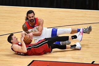 NBA: Heat overcome big game by Pelicans' Williamson