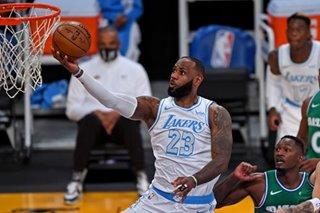 NBA: Another big Christmas for James as Lakers defeat Mavs