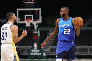 NBA: Middleton leads Bucks' blowout of Warriors