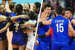 'It's time we appreciate men's volleyball team,' Pinay volleyball stars say
