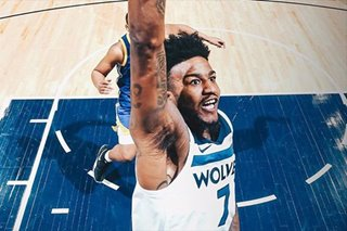 NBA: Timberwolves win 3rd straight, whip Warriors