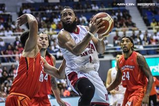 Ginebra's Pringle donates to PBA's funds for frontliners