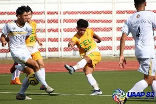 UAAP: FEU opens 10-peat bid with rout of UST in high school football