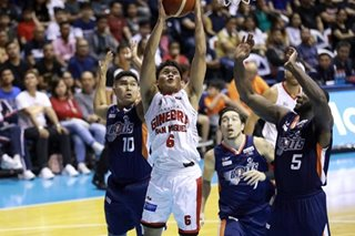 PBA leaning toward playing two-conference season
