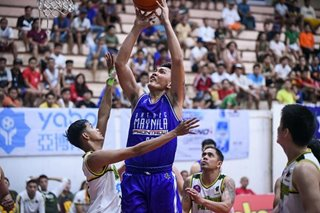 MPBL: Gabriel steps up for Manila-Frontrow