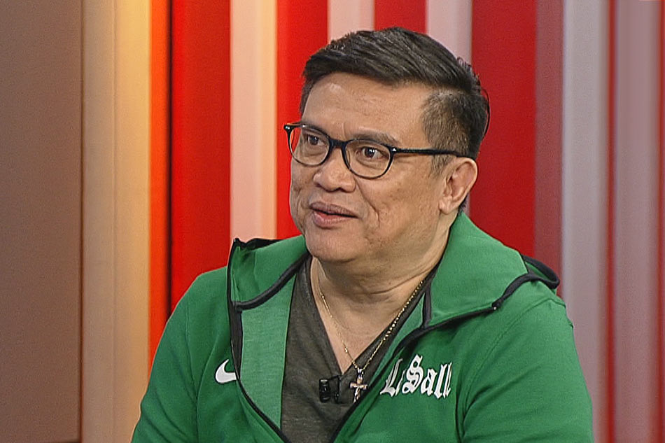 UAAP: Coach Derrick wants La Salle to approach game like rival Ateneo