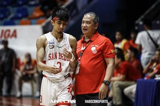 NCAA: San Beda coach wishes Nelle well in La Salle
