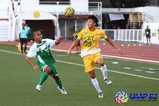 UAAP: Bugas powers FEU-Diliman past La Salle-Zobel in boys' football