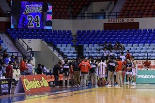 MPBL players pay tribute to Kobe Bryant
