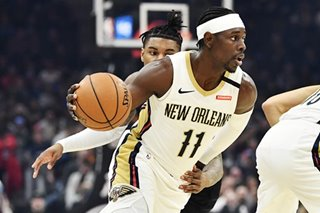 NBA: Pelicans' latest road win adds to Cavaliers' misery