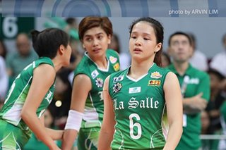 UAAP: La Salle eyes return to the top in women's volleyball