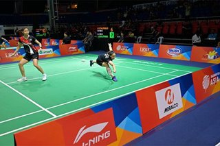 Thailand, India off to strong starts in Asian badminton tilt