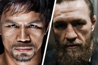 Pacquiao coach on McGregor hyping possible bout -- 'Why make that guy rich?'