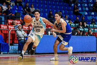 UAAP 82: Adamson ousts Ateneo, advances in boys basketball playoffs