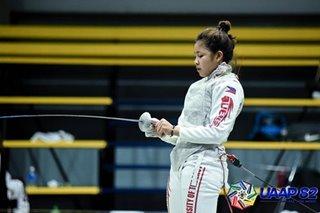 UAAP: Catantan shines as UE girls open 9-peat bid in fencing