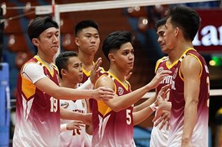 NCAA 95: Perpetual Help sweeps elims for outright men's finals seat
