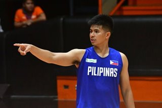 WATCH: Kiefer accepts challenge of being Gilas captain
