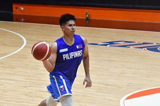 FIBA: Kiefer tabbed as 'player to watch' in Asia Cup qualifiers