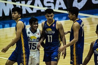 UAAP: NU coach expects improved play from Camposano