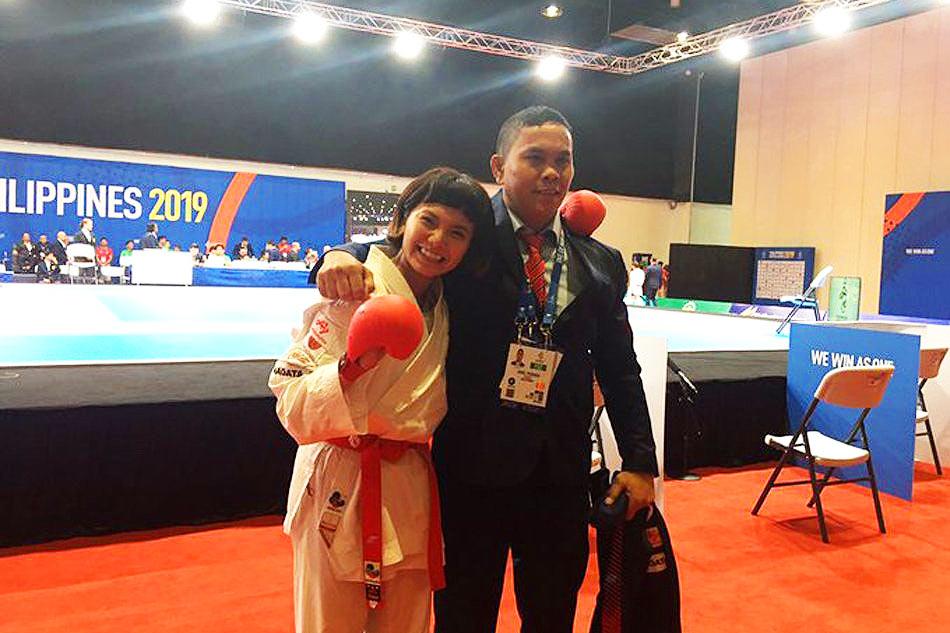 Pinay karateka Junna Tsukii catching up in race for 2020 Olympic spot