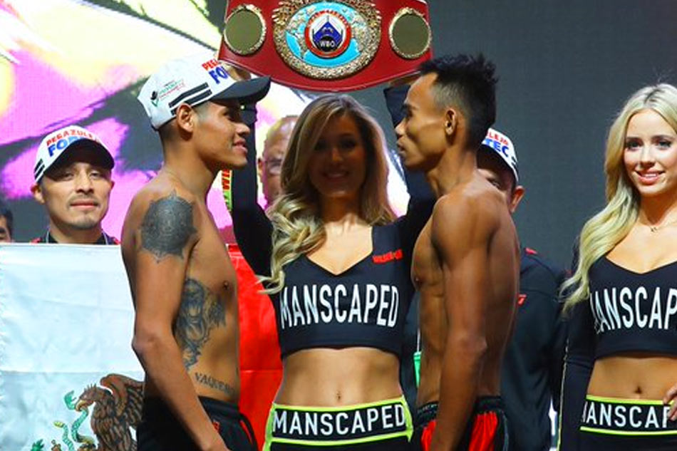 Boxing: Pinoy challenger Jeo Santisima eyes world title in Las Vegas