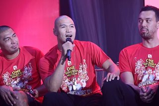 PBA: Caguioa on retirement: 'I can still help the team'
