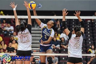 UAAP: Mutshima takes charge late, shines for NU Lady Bulldogs