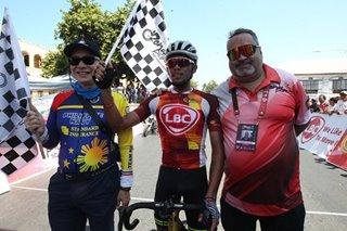 Cycling: Oconer, Standard Insurance claim Ronda title