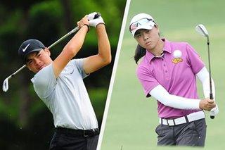 Golfers Tabuena, Saso make strong case for Tokyo Olympics