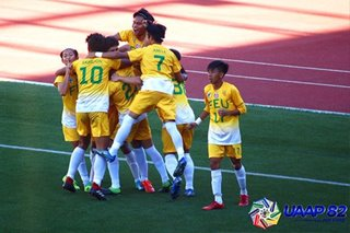 UAAP 82: FEU Diliman tops Nazareth School for boys football crown