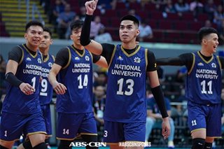 UAAP: NU makes quick work of Adamson for 2nd straight win