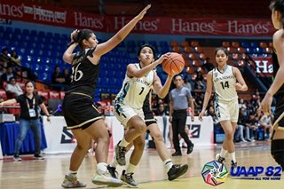 UAAP to hold high school basketball games behind closed doors