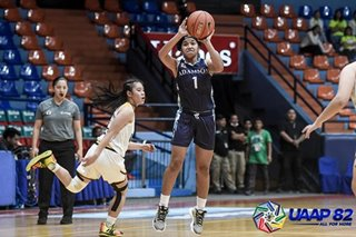 UAAP: Adamson forces do-or-die Game 3 for girls' basketball title