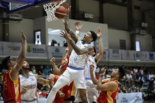 PBA D-League: Jamie Malonzo makes instant impact in Marinero debut