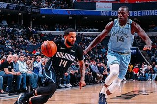 NBA: Ross, Magic upend Grizzlies, 120-115