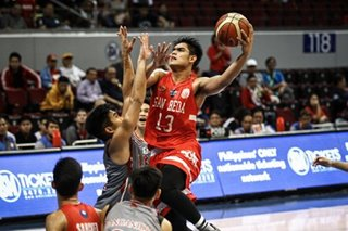 San Beda's Amsali tops year-end high school player rankings