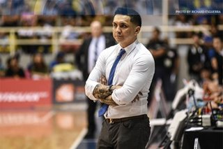 Jimmy Alapag laments 'abrupt end' to ABL campaign