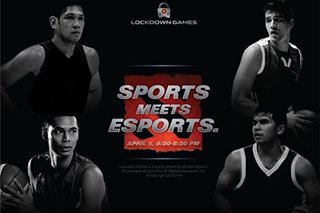 PBA: Pingris, DOTA boys raise nearly P400k through Lockdown Games