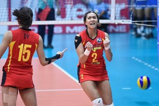 'Nakaka-miss kalaban sila Alyssa': Aby Maraño excited for national league