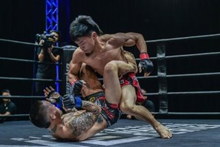 MMA: Team Lakay's Adiwang sets sights on 'Mighty Mouse'