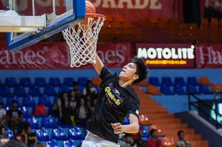 Report: Kai Sotto, Ignite squad may play in bubble in November