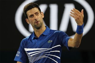 Tennis: Evans dismisses Djokovic's U.S. Open concerns over COVID-19 protocols