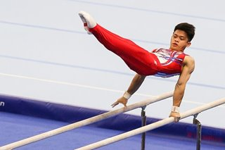 PH gymnastics chief: More time to prepare for Carlos Yulo means better shot at Olympic gold