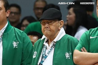 Basketball: Ron Jacobs on coaching for Danding Cojuangco — 'Greatest job in the world'